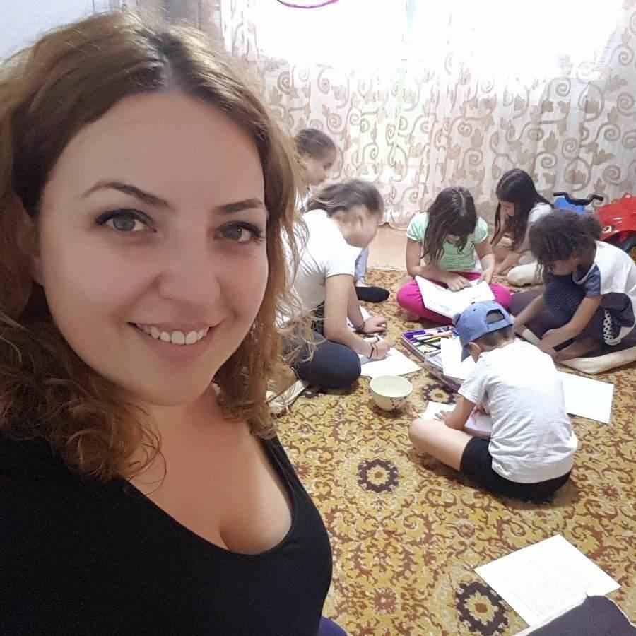 Mihaela Olteanu Cititorii Creativi