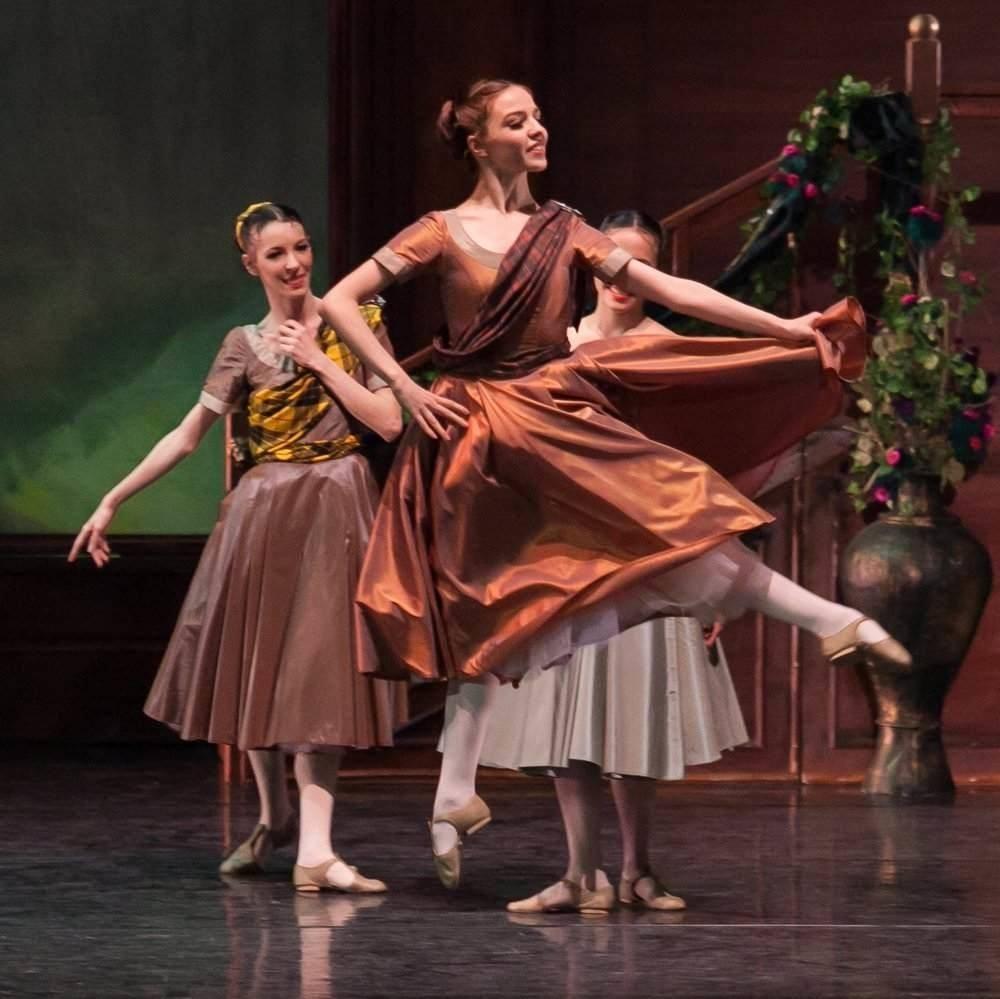 Alice Minoiu Regal de Balet