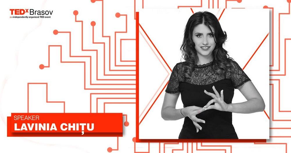 Lavinia Chițu TEDx