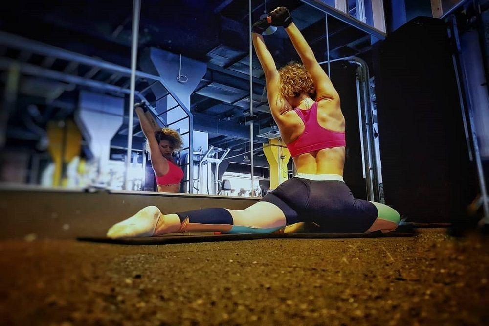 Fitness - Cezara Buga