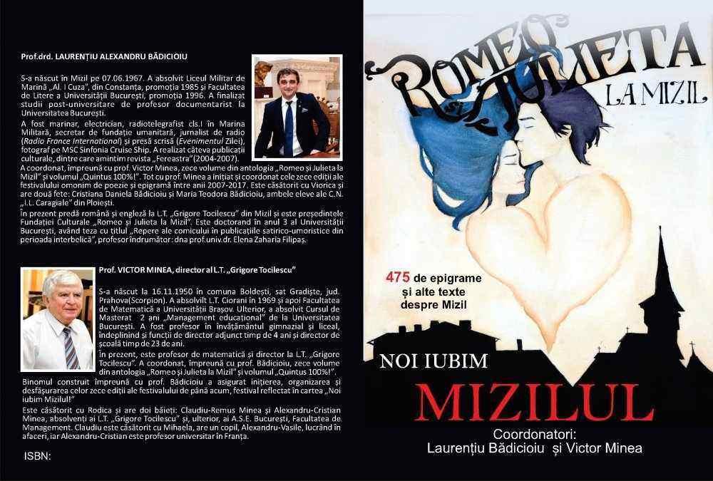Laurențiu Bădicioiu Romeo și Julieta la Mizil