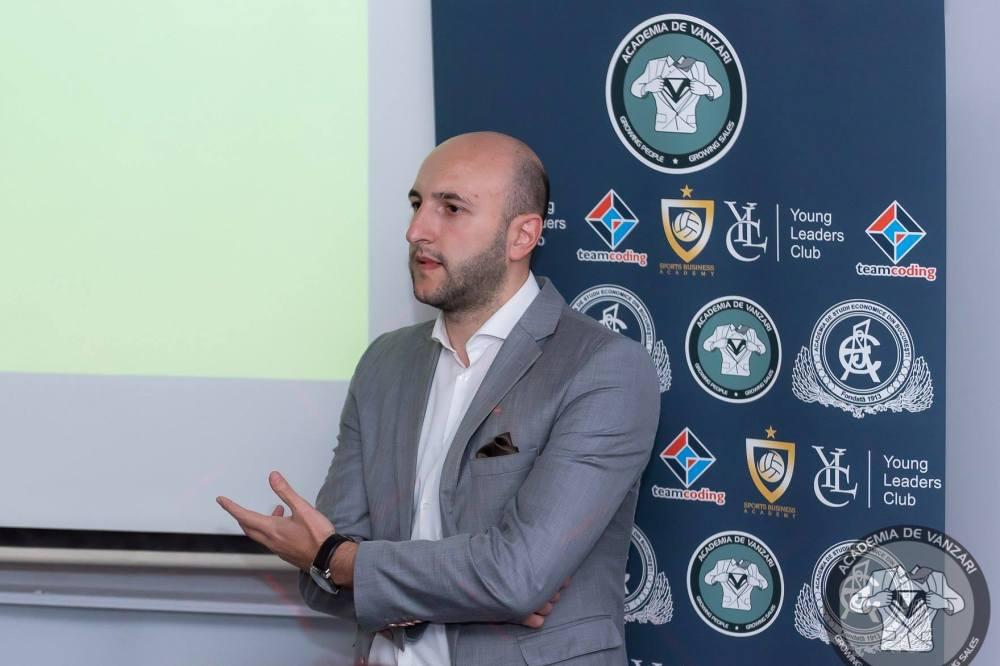 Dragoș Cristian Gheorghe Sports Business Academy