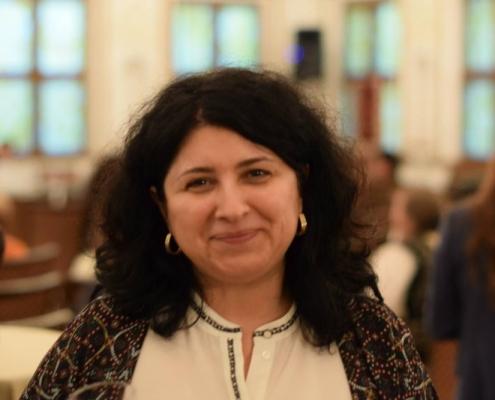 Otilia Magheru Tracia Land