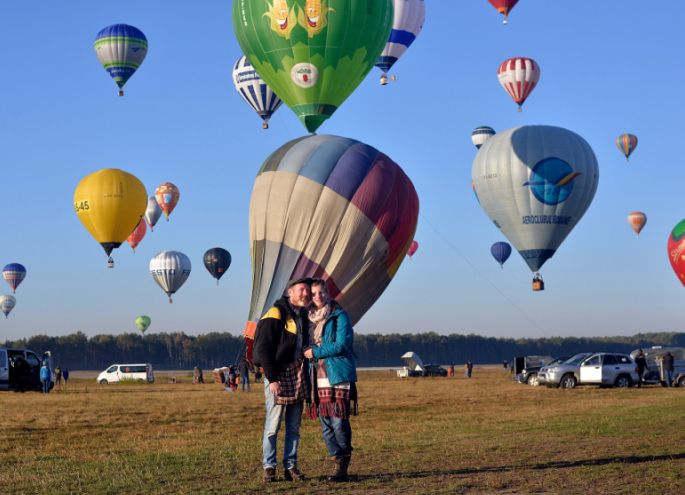 Loredana Hurley Balloon Fiesta