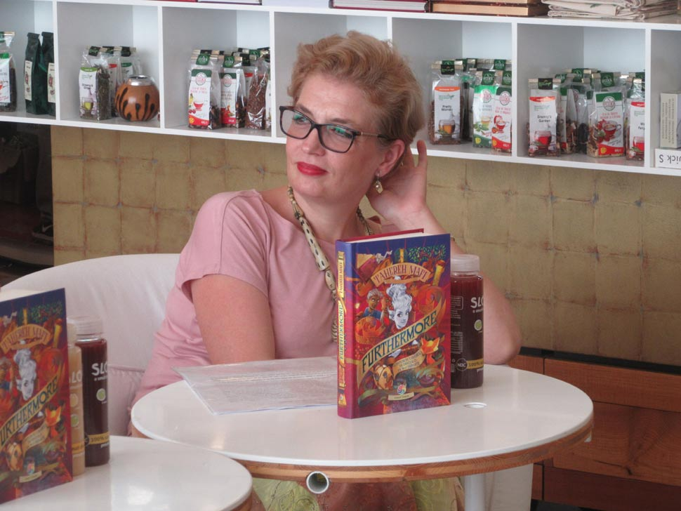 Nona Rapotan Bookhub