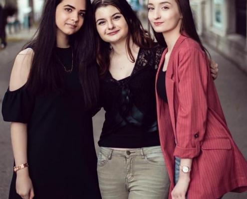 Daria, Monica și Rania