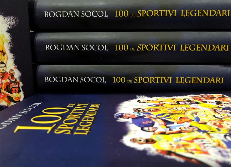 100 de sportivi legendari
