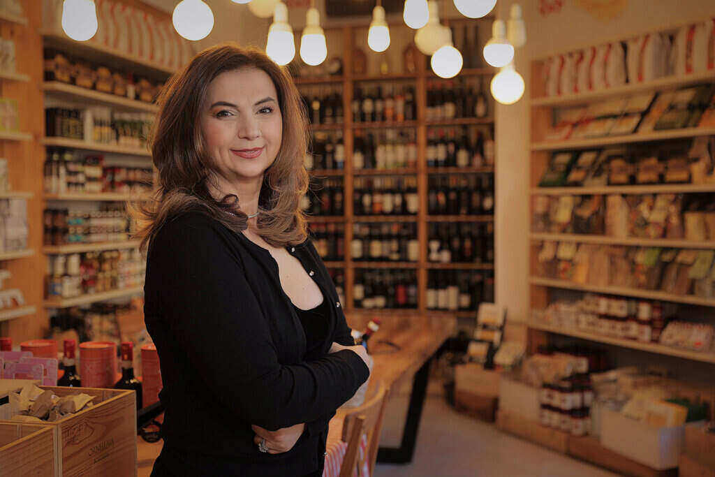 Laura Lupu Degusteria Francesca